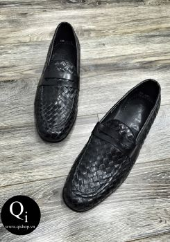 Giày da CRAZIM K239A4 đen