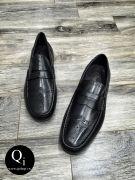 Giày da CRAZIM Y30201C đen