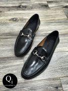 Giày da CRAZIM E9040-B12 đen
