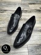 Giày da CRAZIM DH621-2066 đen