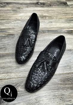 Giày da CRAZIM K239A3 đen