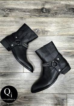 Boot nam CRAZIM E8813-2 đen