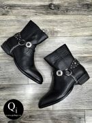 Boot nam E8813-3 Đen