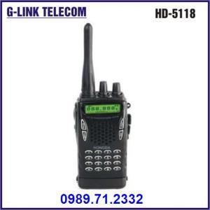Bộ đàm cầm tay Hongda HD-5118 (99 kênh)