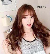Bộ Tóc Xoăn Hàn Quốc MHS17 (tặng trùm tóc)