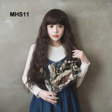 Bộ Tóc Bấm Xù Hàn Quốc MHS11 (tặng trùm tóc)