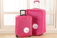 Vải Bọc Vali Size 22 ( 56x39x25 cm) (nâu, hồng)