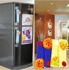 Tay Nắm Tủ Lạnh ( màu ngẫu nhiên)