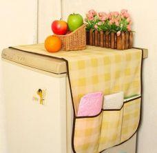 Tấm phủ tủ lạnh caro
