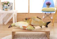 Gối 3D Cá Chép 60cm