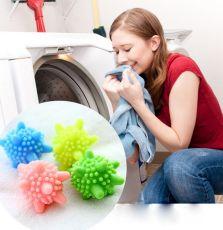 Combo 10 Banh Giặt Quần Áo ( Xanh dương, Vàng)
