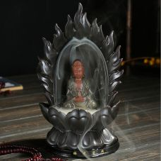 Tháp Đốt Trầm Hình Phật Lửa