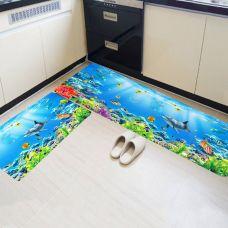 Bộ Thảm 3D Nhà Bếp