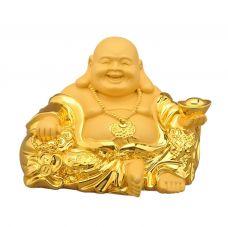 Tượng Phật Di Lặc Mạ Vàng Cao Cấp