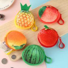 Bóp Mini 3D Hình Trái Cây