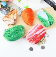 Bóp Mini 3D Loại Lớn Rau, Củ, Thịt