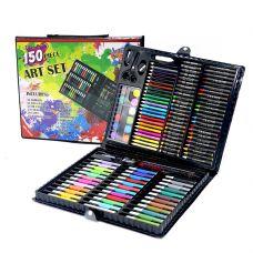 Hộp Bút Chì Màu 150 Chi Tiết