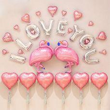 Bộ Trang Trí I Love You (con hạc)