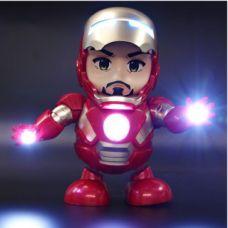 Robot Iron Man Nhảy Múa