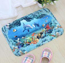 Thảm 3D Bãi Biển