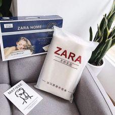 Gối Cao Su non Zara Home (Loại 1) kèm hộp