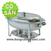 Nồi buffet inox Oval RC 831