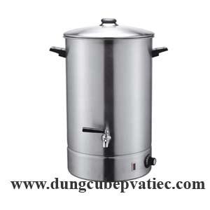 Bình nấu nước inox 35 lít