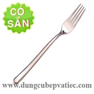 Nĩa inox cán dài 200mm