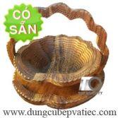 Khay gỗ đựng bánh kẹo trái cây KG1-30-DK