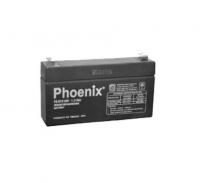 Ắc Quy Phoenix Kín Khí CN 6V-12Ah (TS6120)