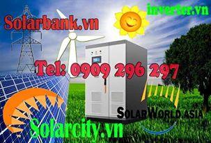 Bộ Hòa Lưới Điện On Grid Inverter PV 16000WP