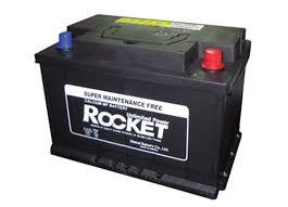 Ắc Quy ROCKET 12V-65Ah (70D23R/LROC)