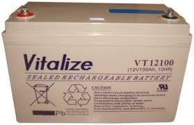 ÁC QUY VITALIZE 12V-150AH( VT12150)