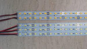 LED THANH 5630 (XANH + ĐỎ - 72 BÓNG)