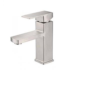 Vòi lavabo vuông N-L
