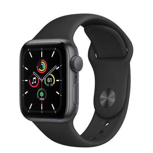 Apple Watch Series SE 40mm GPS Space Gray Aluminum Case with Sport Band Chính hãng