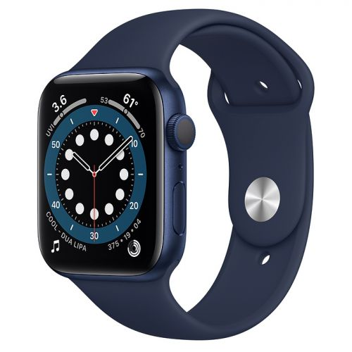 Apple Watch Series 6 44mm GPS Blue Aluminum Case with Blue Sport Band Chính hãng