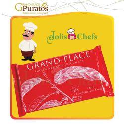 Chocolate GP tấm đen 20% 1kg