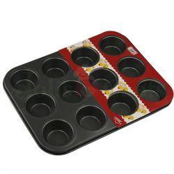 Khuôn Cupcake  12 Lỗ Cỡ Nhỏ