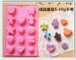 Khuôn Silicone Love 2