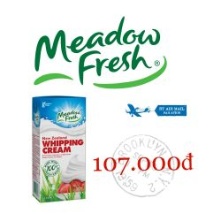 Kem sữa Meadow Fresh 1L