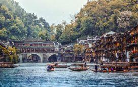 Du Lịch Trung Quốc: Hà Nội - Nam Ninh - Trương Gia Giới - Phượng Hoàng Cổ Trấn 6 Ngày