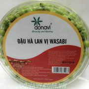 Đậu Hà Lan vị wasabi hộp 400g