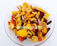 Snack trái cây đặc sản Đồng Tháp