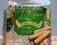 Bánh dinh dưỡng 12 loại ngũ cốc vị tự nhiên