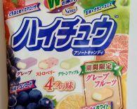 Kẹo dẻo hoa quả Morinaga 94g