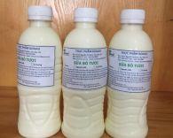 Sữa bò tươi 350ml