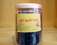 Việt quất sấy khô Mỹ lọ gỗ