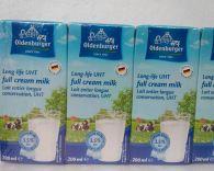 Sữa tươi Oldenburger nguyên kem 200ml
