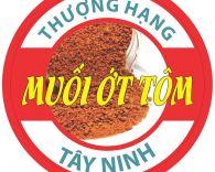 Muối ớt tôm Tây Ninh thượng hạng 100g